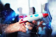Rocket study startup