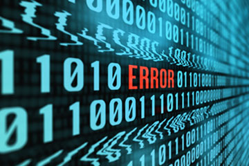 Data-error-numbers