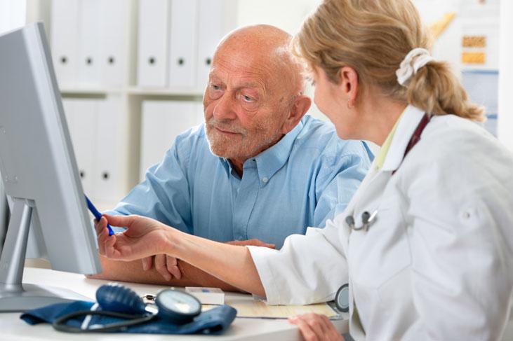 Patient-phsyician-consultation