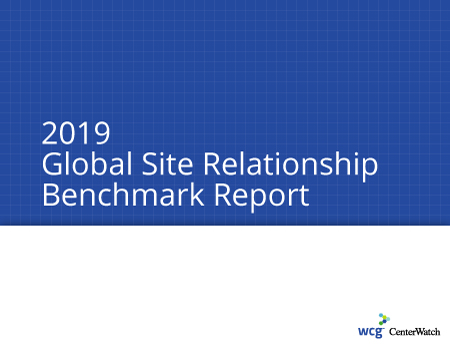 2019 Global Site Relationship Benchmark Report