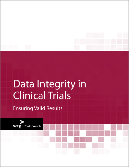 Data Integrity in Clinical Trials