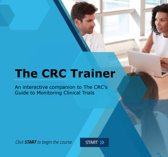 CRC Trainer cover