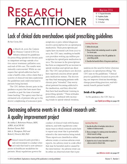 Research Practitioner Subscription : Digital