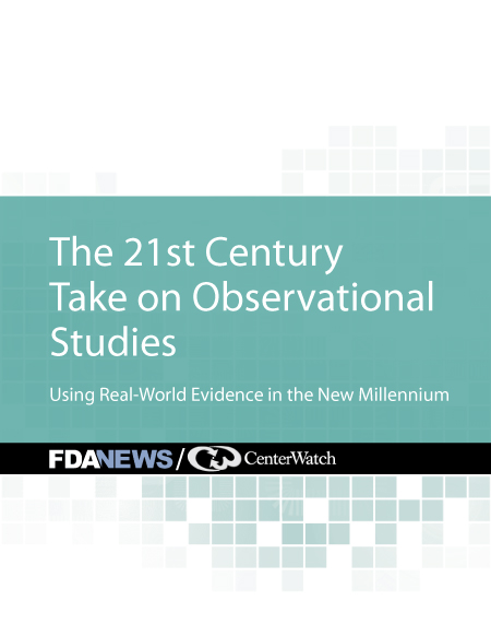 The 21st Century Take on Observational Studies—Using Real-World Evidence in the New Millennium  : PDF