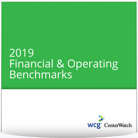 2019 Financial & Operating Benchmarks : PDF