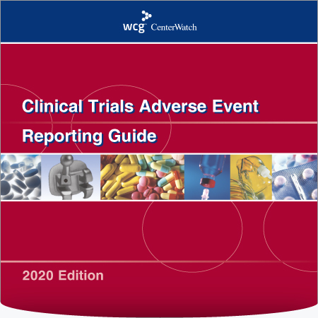 Clinical Trials Adverse Event Reporting Guide, 2020 Edition