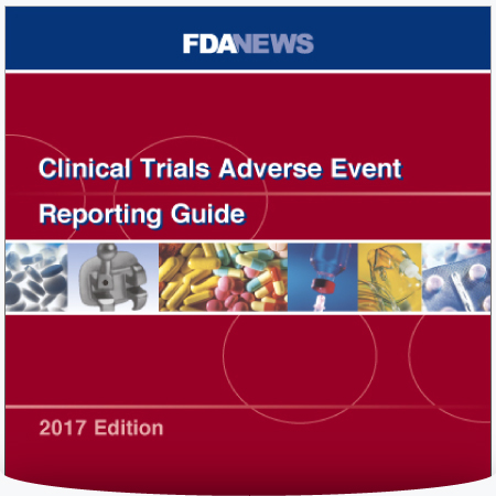 Clinical Trials Adverse Event Reporting Guide – 2017 Edition : PDF