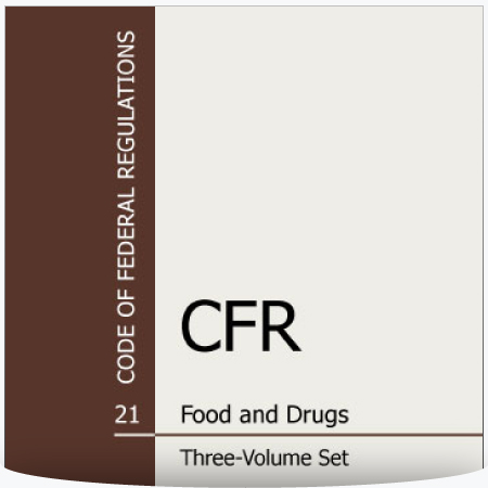 Code of Federal Regulations, Title 21, Three-Volume Clinical Trials Set : PDF