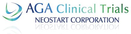 AGA Clinical Trials