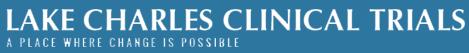 Lake Charles Clinical Trials
