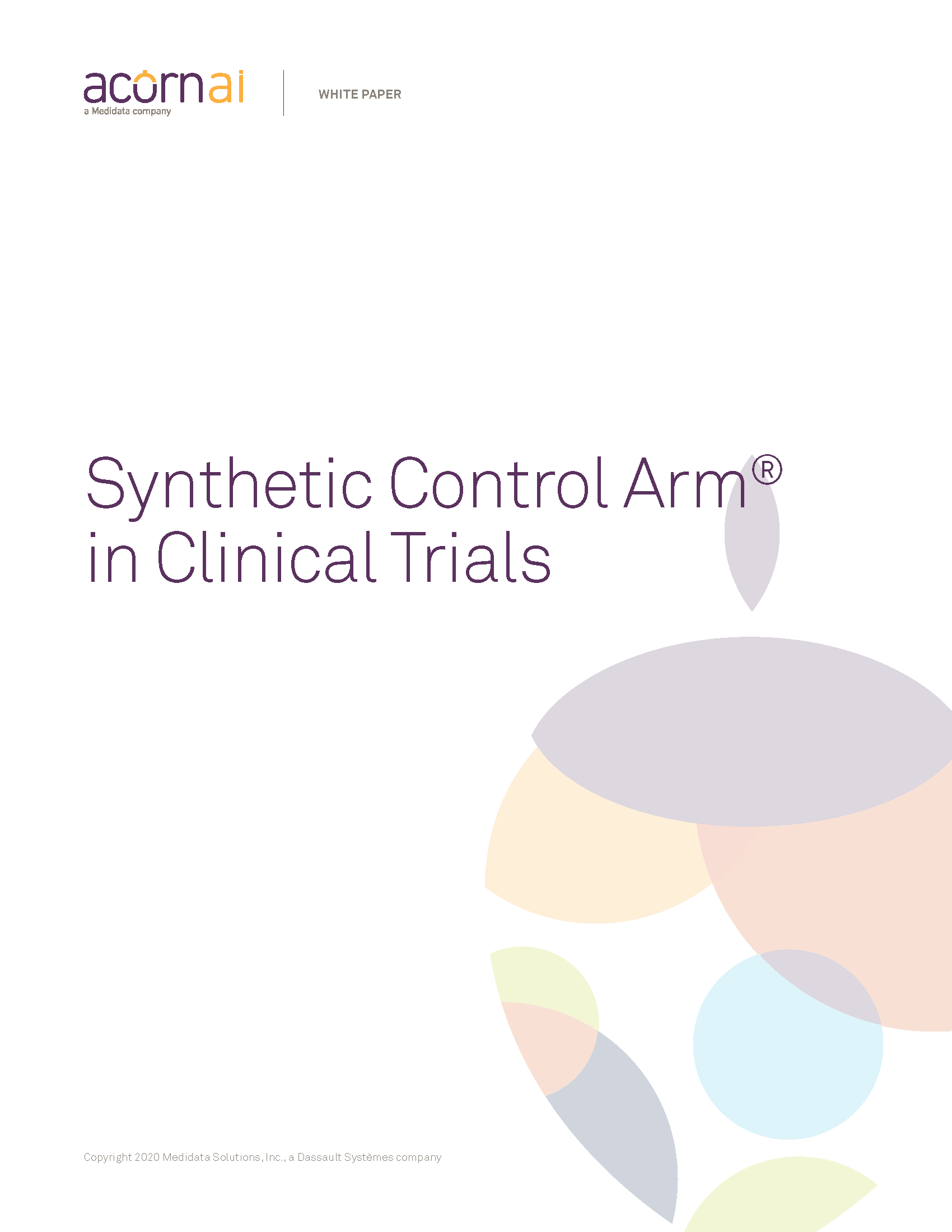 Synthetic Control Arm